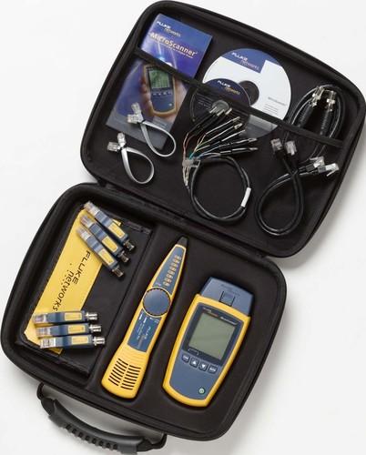 Fluke Networks MicroScanner2 Professional Kit MS2-KIT