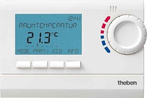 Theben Uhrenthermostat digital,AP RAM 831 top2