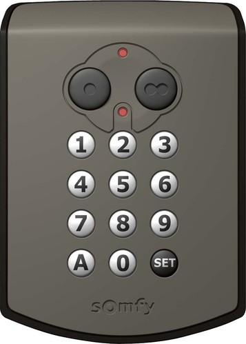Somfy Funkcodetaster RTS 2-Kanal 1841030