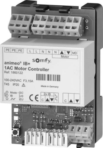 Somfy Motorcontroller animeo IB 1AC MoCo WM Platine 1860122