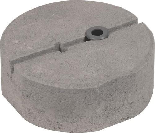 DEHN Betonsockel Set C45/55 8,5kg D240mm BES 8.5KG M16 D240