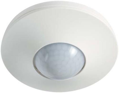 ESYLUX Decken-Präsenzmelder UP,1-10V,360Gr, 8m PD-C360i/8 DIM weiß