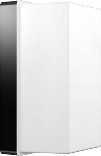 RZB Vollkunststoffleuchte schwarz A60 60W 22144.003