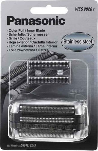 Panasonic SDA Schermesser u.Scherfolie f.ES8249/88243 WES9020Y1361