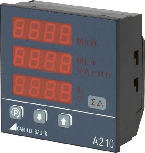 Gossen Metrawatt Multi-Leistungsmessgerät SINEAX A210 100-230V 149783