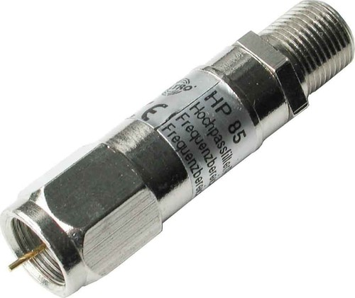 Astro Strobel F-Buchse/F-Stecker HP 85N