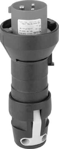 Ceag Sicherheitst. Ex-Stecker 380-415V 6h GHG 511 7406 R0001