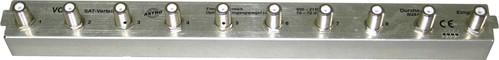 Astro Strobel SAT-Verteilfeld V16 16V, 1 auf 8 VSF 8