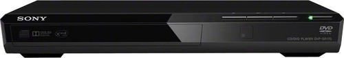 Sony DVD-Player Midi Xvid,sw DVPSR170B.EC1