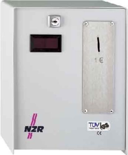 NZR Münzzähler elektronisch ZMZ 0205 10Cent