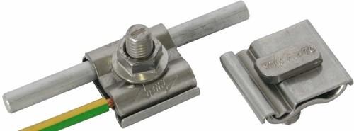 DEHN Uni-Erdungsklemme M10 Rd8-10mm+4-50qmm 540 260