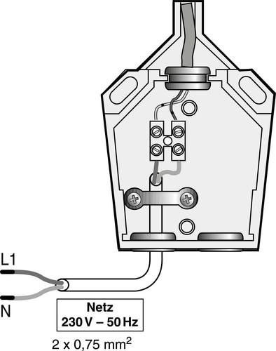 Somfy Eolis Sensor RTS LED 1816066