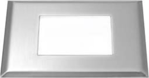 Brumberg Leuchten LED-Bodeneinbauleuchte 12V quadr. LF:ww 003901WW