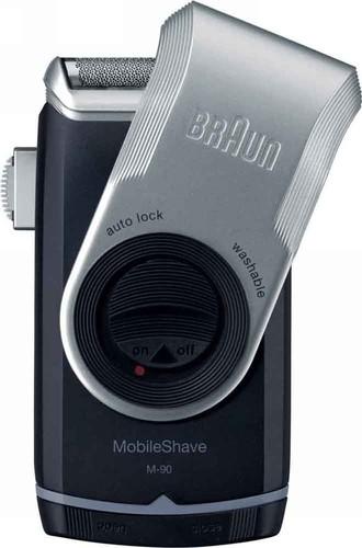 Procter&Gamble Braun Rasierer MobileShave M 90 si/sw
