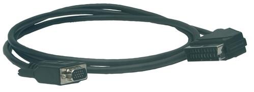 Triax Hirschmann Audio-Video-Kabel AV-in-Sub-D - Scart AV-in-Kabel Scart