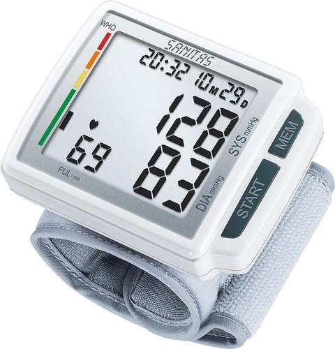 Sanitas SAN Blutdruckmessgerät Handgelenkmessung SBC 41