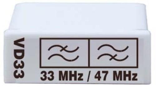 Astro Strobel Diplexfilter 5-33MHz VD 33