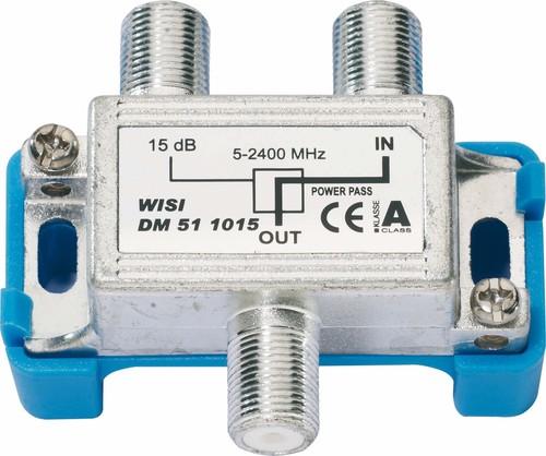 Wisi Abzweiger 1-fach 5-2400MHz, 15dB DM51 1015