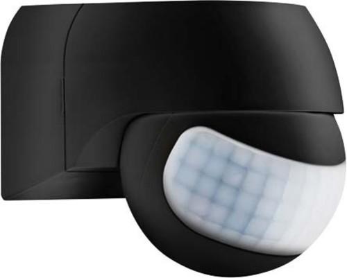 ESYLUX Bewegungsmelder schwarz 180 Grad MD 180 BASIC schwarz