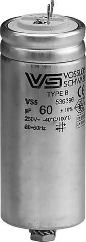 Houben Kondensator HS,HI,HM 60.0uF,450V Kunstst. 536404