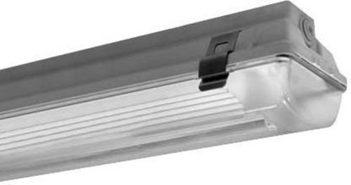 Performance in Light Industrieleuchte 2x18W, FD, T26, EVG 15-00411
