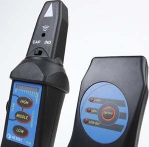 Kurth Electronic Leitungssucher Kit mit Schutztasche KE 2093