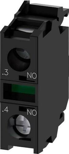 Siemens Indus.Sector Kontaktmodul m.1 Schaltglied,1S 3SU1400-1AA10-1BA0