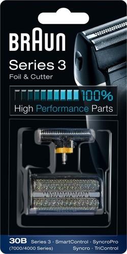 Procter&Gamble Braun Scherfolie u Klingenblock f.Series1/3,SmartCon Kombipack 30B sw