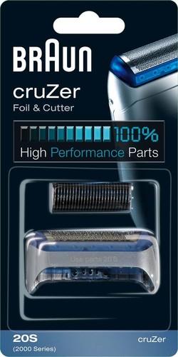 Procter&Gamble Braun Scherfolie u Klingenblock f.Cruzer Kombipack 20S si