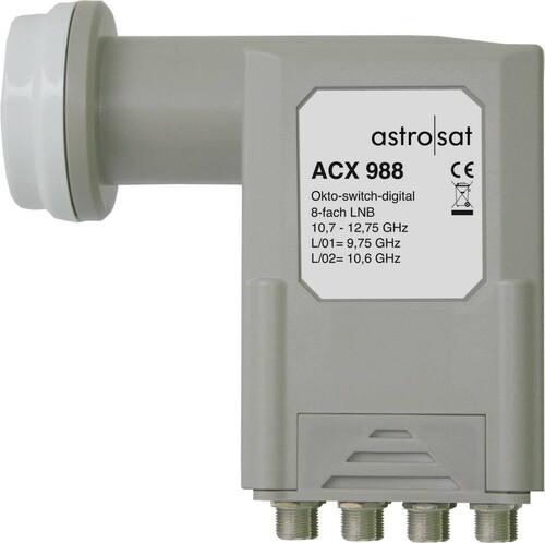 Astro Strobel Speisesystem Octo-Switch ACX 988