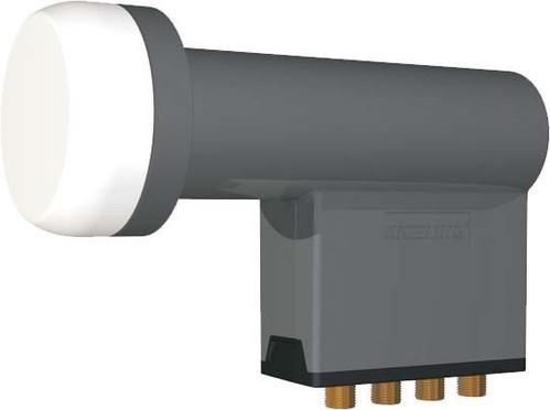 Kreiling Tech. Universal-Quad LNB 40mm schaltbar KR 4440 Profi II