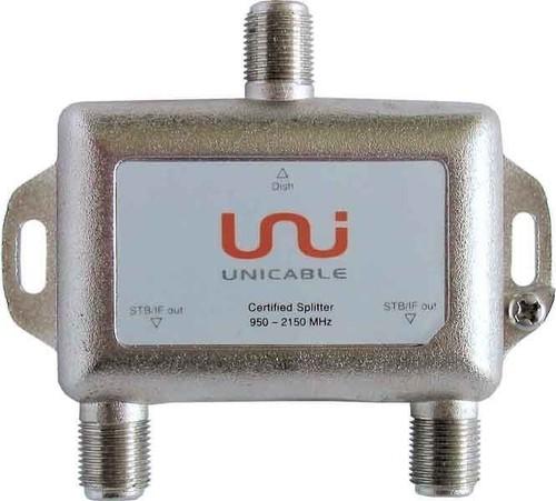 Kreiling Tech. Unicable 2-fach Verteiler KR UNI Splitter