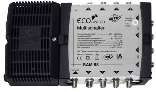 Astro Strobel Multischalter mit Netzteil SAM 58 Ecoswitch