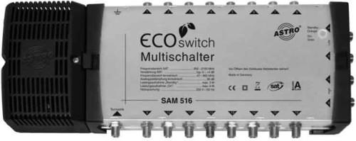 Astro Strobel Multischalter mit Netzteil SAM 516 Ecoswitch