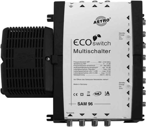 Astro Strobel Multischalter mit Netzteil SAM 96 Ecoswitch