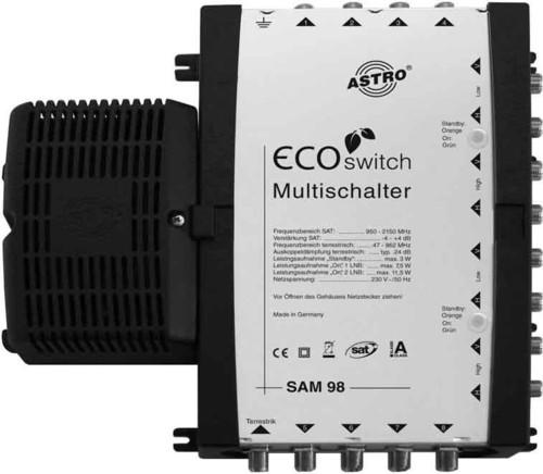 Astro Strobel Multischalter mit Netzteil SAM 98 Ecoswitch