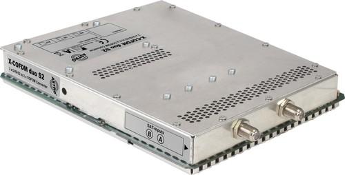 Astro Strobel Steckkarte 2-fach DVB-S2/COFDM X-COFDM duo S2