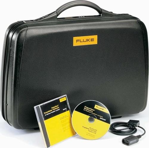 Fluke Hartschalenkoffer/Software für Fluke 190 SCC290
