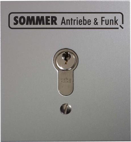 Sommer Schlüsseltaster 1Kont.m.Zyl. uP S12762-00001