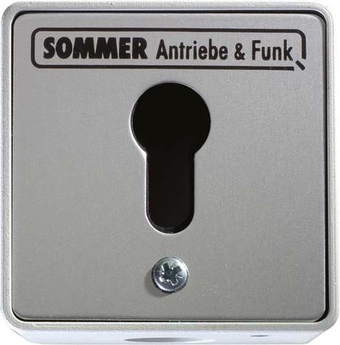 Sommer Schlüsseltaster 1Kont.o.Zyl. aP S12760-00001