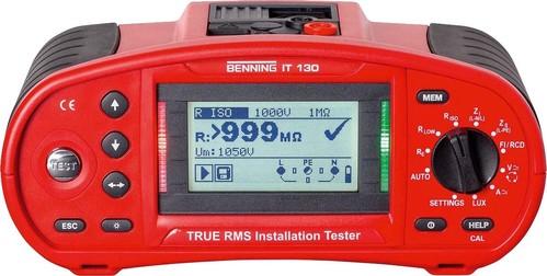 Benning Installationstester TRUE RMS IT130