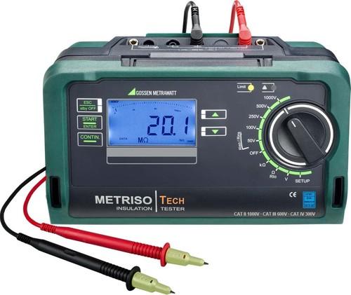 Gossen Metrawatt Isolationsmessgerät bis 1000V METRISO TECH