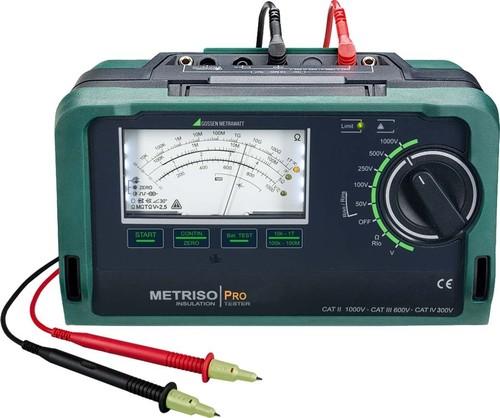 Gossen Metrawatt Analog-Multimeter bis 1000V METRISO PRO