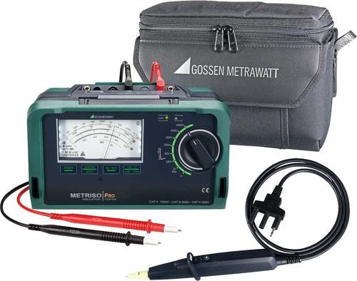 Gossen Metrawatt Analog-Multimeter Set METRISO PRO-Set
