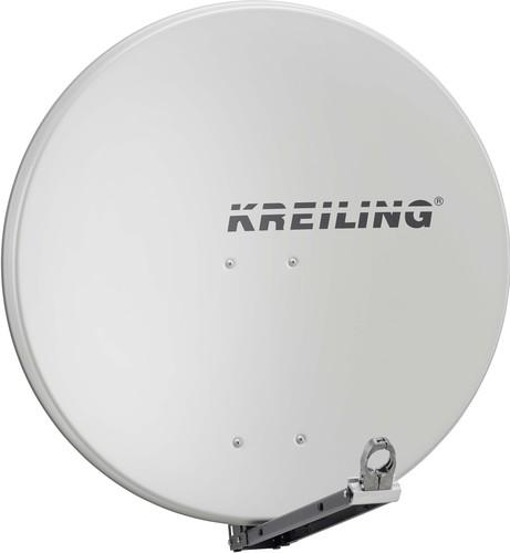 Kreiling Tech. Außeneinheit ohne LNB KR AE85 PROFIplus weiß