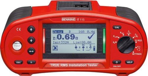 Benning Installationstester TRUE RMS IT115