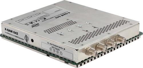 Astro Strobel Steckkarte 4-fach DVB-D2 in 2x2 QAM X-QAM 642