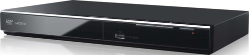 Panasonic Deutsch.CE DVD-Player m.HDMI/ Scart DVDS700EGK sw