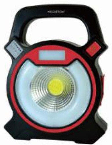 Megatron LED-Akku-Handstrahler mit 0.8m USB-Kabel MT69050