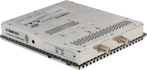 Astro Strobel Steckkarte 2-fach DVB-S2 in 1x2 QAM X-QAM 621